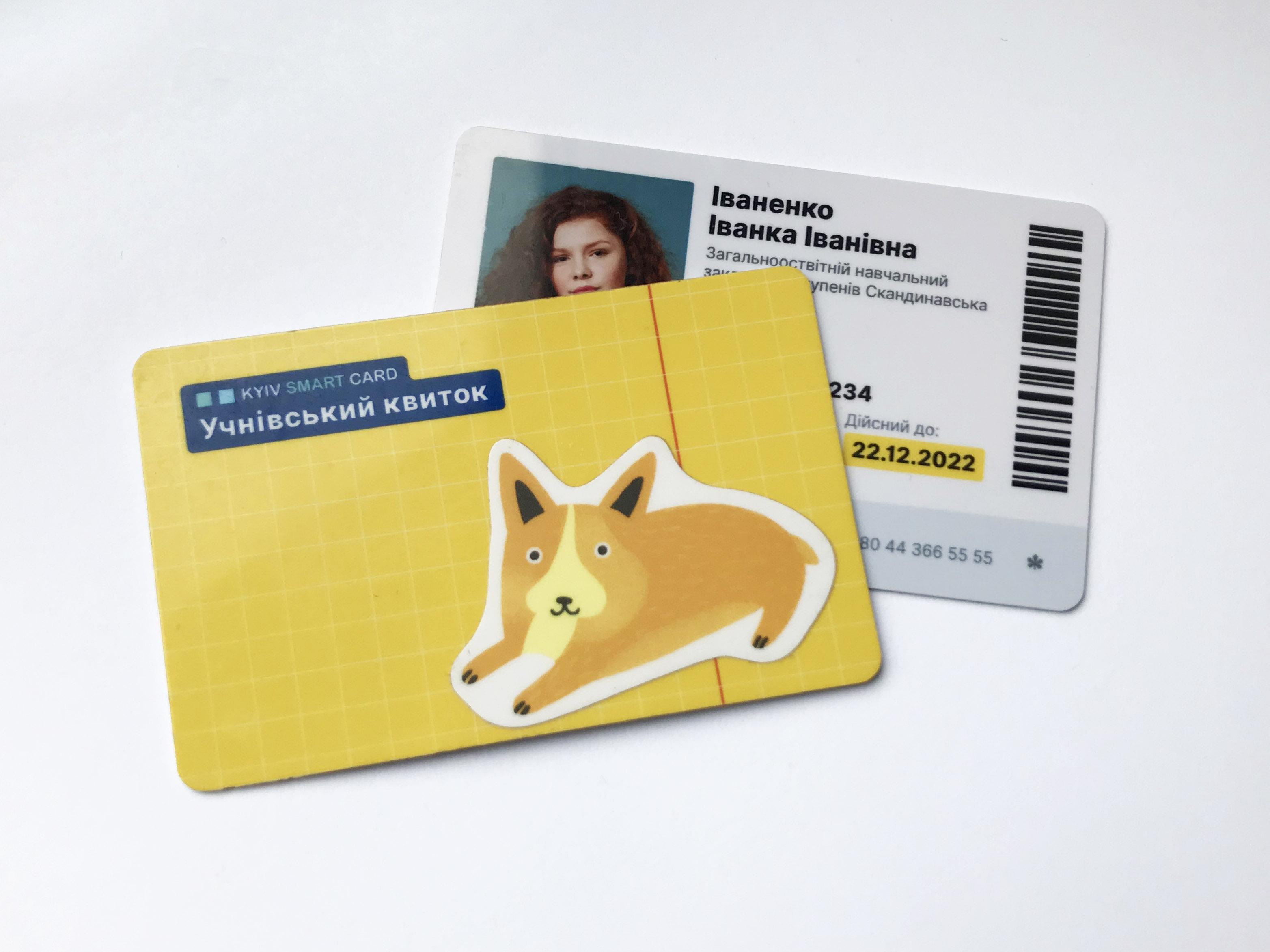 Власти Киева планируют запустить электронный ученический билет до конца года 02