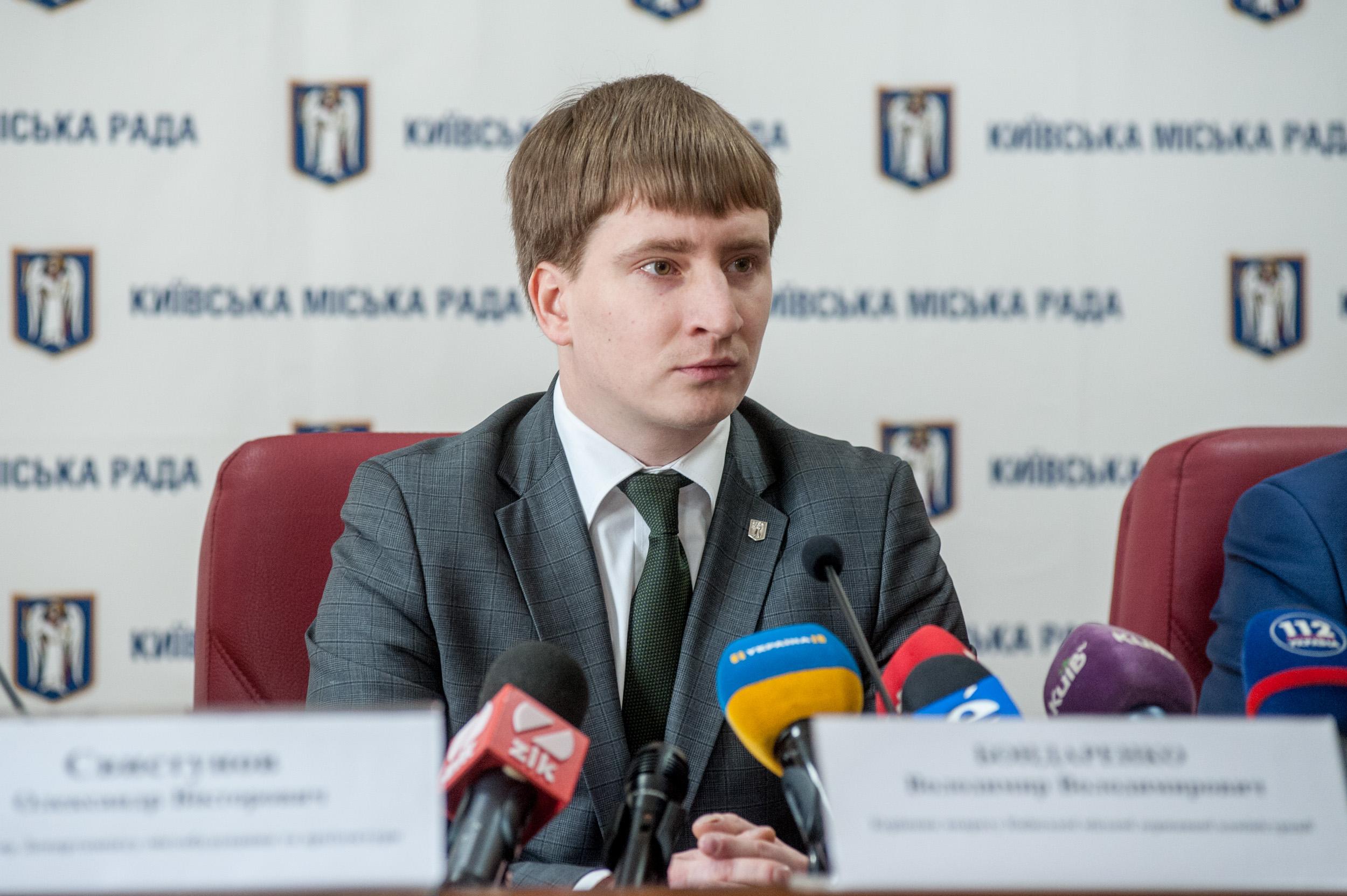 Водопілля Києву не загрожує - Володимир Бондаренко