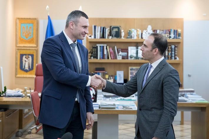 Віталій Кличко підписав Угоду з Міжнародною фінансовою корпорацією (IFC) щодо державно-приватного партнерства у секторі охорони здоров'я (+відео)